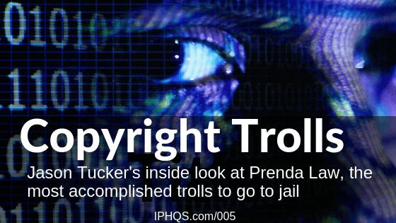 The story of Prenda Law: Copyright Trolls Prenda Law: John Steele, Paul Hansmeier, & Paul Duffy