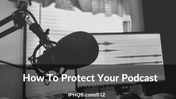 Protect your podcast content from being stolen