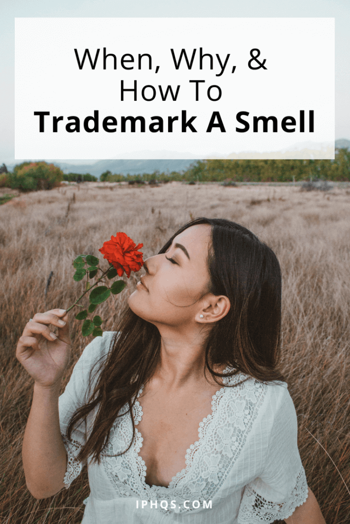 Can anyone trademark a smell? Well, not exactly.